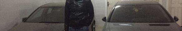 بالصور.. القبض على مهندس يبيع سيارات مرسيدس مهربة جمركيا