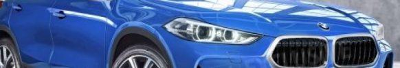 """""""اخبار السيارات"""" بي إم دبليو X2 الجديدة كلياً ستكون شديدة الشبه بنظيرتها الاختبارية"""